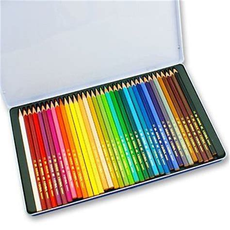 Lyra Osiris 36 Ref2521364 lyra osiris colouring pencils gift tin of 36 ideal for therapy