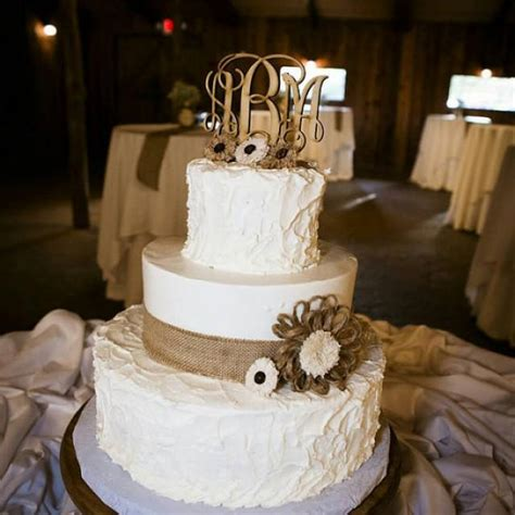 Wedding Budget For 200 Guests by Wedding Cake Topper Rustic Wedding Decor Monogram