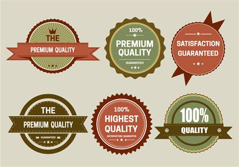 Free Download Vector Label free vintage retro label vector free vector