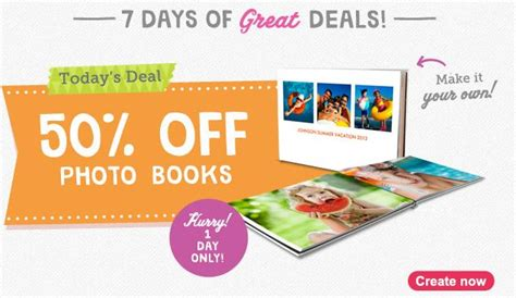 walgreens picture book walgreens get 50 a photo book today only
