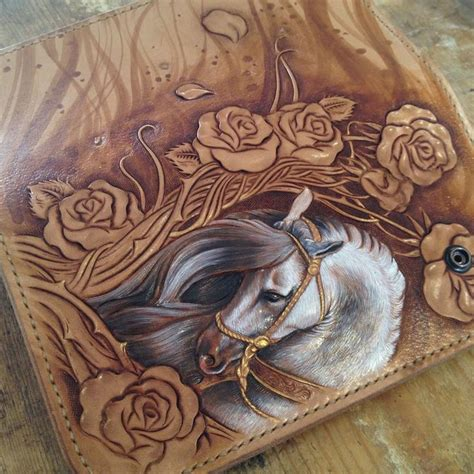 Carving Leather best leather carving ideas on