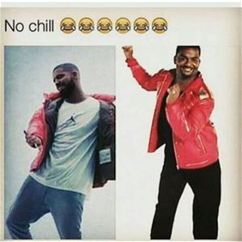 No Chill Meme - hotline bling meme kappit
