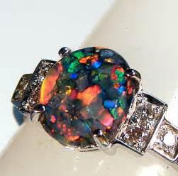 Opal rings on australian opal importer australian opals uk premium