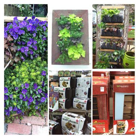 Vertical Garden Supplies We It When Plants Climb Up The Walls Vertical