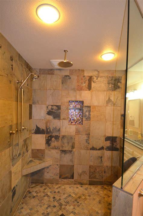 Doorless Walk In Shower Ideas by Doorless Walk In Shower Photos Photos And Ideas