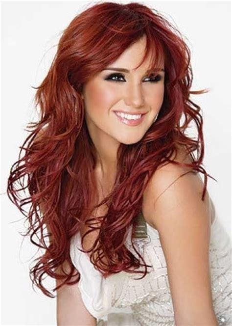 hairstyles and color for olive skin neutral red hair color for olive skin nails hair makeup