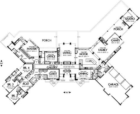floor plans for large homes beautiful home 5brs 5 5 baths almost 6000 sqft all on one floor garage stalls 3 baths