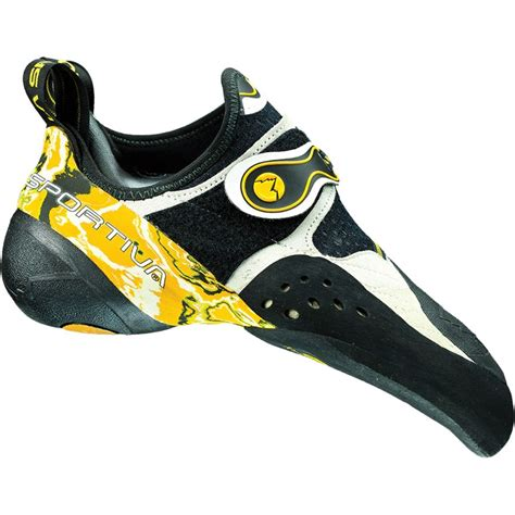 sportiva climbing shoes la sportiva solution vibram xs grip2 climbing shoe