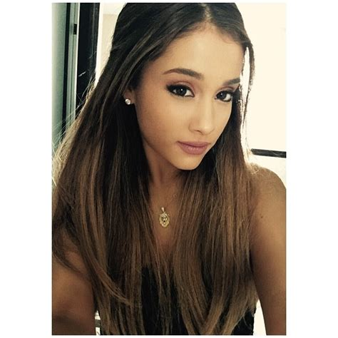 ariana grandes hair falling out ariana grande looks totally different with her latest