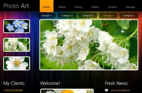 imagenes paginas web gratis 10 plantillas web html5 gratis de calidad blog webgenio