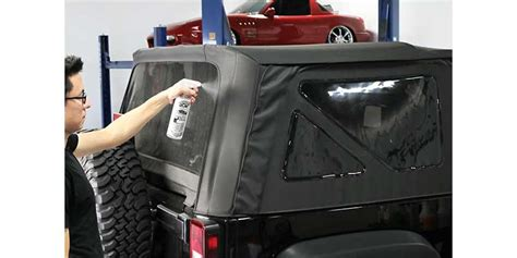 Jeep Soft Top Cleaner Chemical Guys Canada Spi 192 16 Convertible Top Cleaner