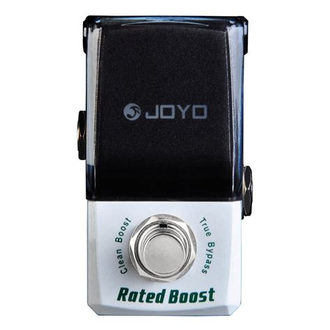 Joyo Jf 301 Boost Clean Boost joyo jf 301 clean boost ironman mini guitar effects