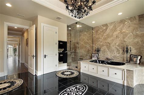 Modern Traditional Bathroom Traditional Modern Luxury Bathroom