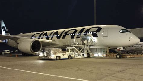 finnair cargo superior air cargo services world pharmaceutical frontiers