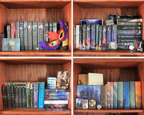 Throne Of Glass Pb By J Maas theshelfiehop a bookshelf tour