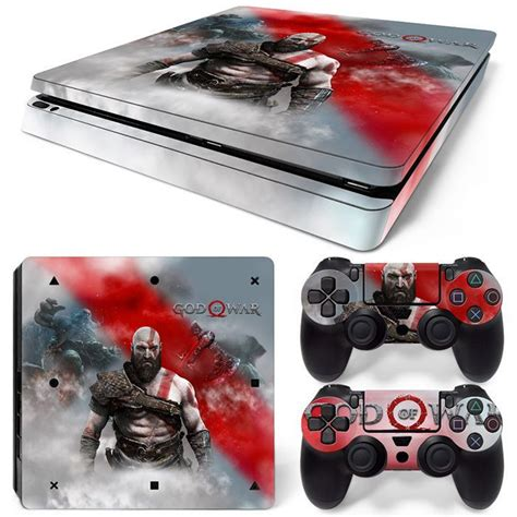 Ps4 Sticker God Of War by Ps4 Slim Playstation 4 Console Skin Decal Sticker God Of