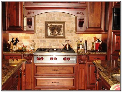kitchen cabinets with backsplash kitchen backsplash ideas with cherry cabinets kitchen