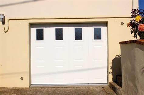 installation de porte de garage sectionnelle et mod 232 les