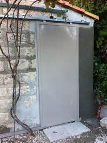 Porte Metallique Exterieure