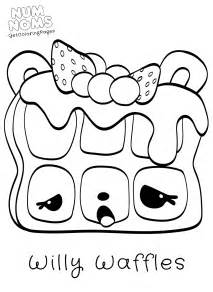 nom nom coloring pages num noms scented coloring page coloring pages
