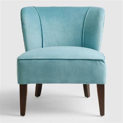 caribbean blue quincy chair world market