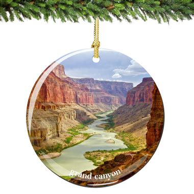 grand canyon christmas ornaments