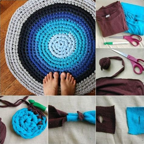how to make crochet rag rugs 25 best ideas about crochet rag rugs on rag rug diy rag rugs and rag rug tutorial
