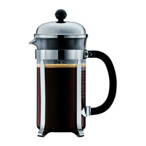 Coffee and espresso machines: French Press coffee makers machines