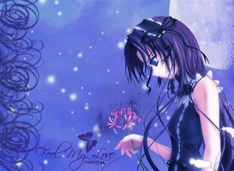 imagenes anime triste sin ti tristeza anime aventurasperezoso mi web
