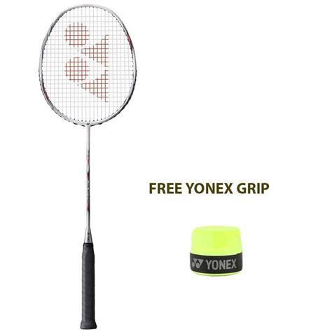 Raket Yonex Arcsaber 10 Original yonex arcsaber 7 badminton racket unstrung free yonex badminton grip unstrung buy yonex