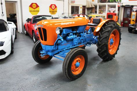 lamborghini tractor models lamborghini tractor dla 35 1961 the classic connection