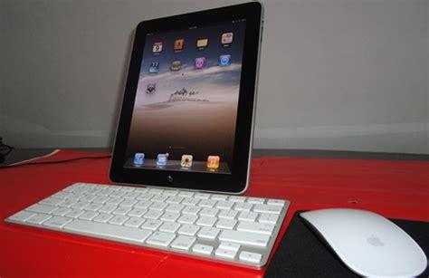 ipad + bluetooth keyboard + bluetooth mouse = computer?