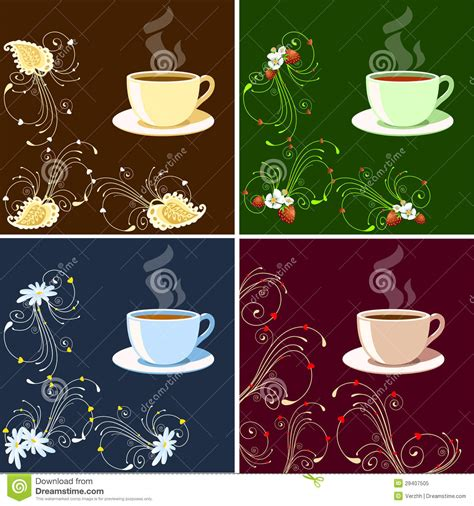 The Illustrations Below Show How Coffee Is Sometimes Produce Testbig by Cup Of Coffee Royalty Free Stock Photo Image 29407505