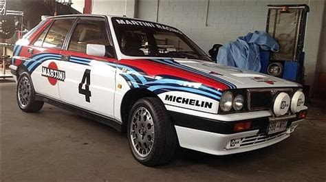 martini livery lancia martini livery lancia delta integrale hf at auction
