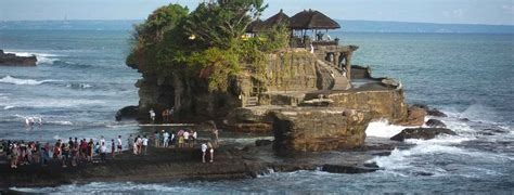 tanah lot temple  temple  visit  bali indonesia
