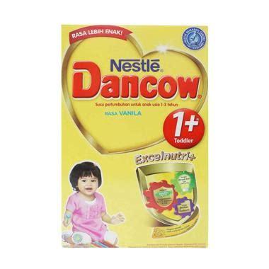Dancow 3 Excelnutri Vanilla 800gr jual dancow 1 vanila terbaru harga murah blibli