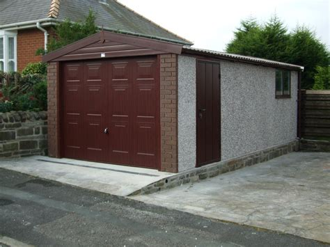 used concrete sectional garage concrete sectional prefab garages
