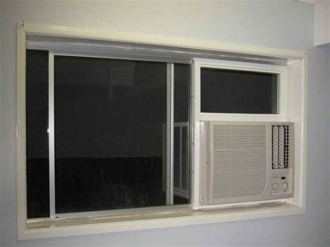 Window Unit For Sliding Windows Designs Vertical Air Conditioner With Retro Design Http Monpts Vertical Air Conditioner For