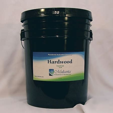 Hardwood Vs Coconut Charcoal Detox by Hardwood Powdered Activated Charcoal Food Grade
