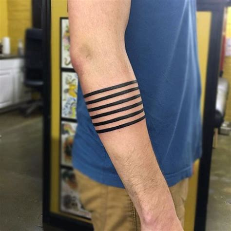 armband tattoos for men 70 armband designs for masculine ink ideas