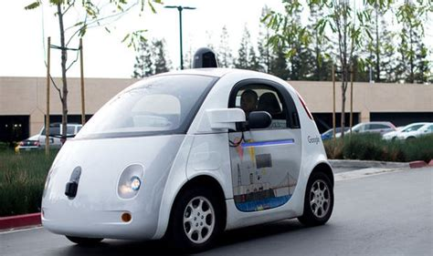 google images car google car hits huge driving milestone tech life
