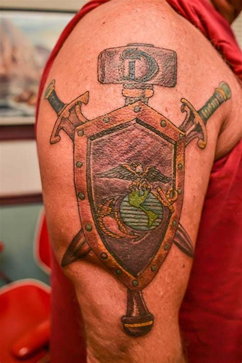 family crest tattoos for men family crest images designs