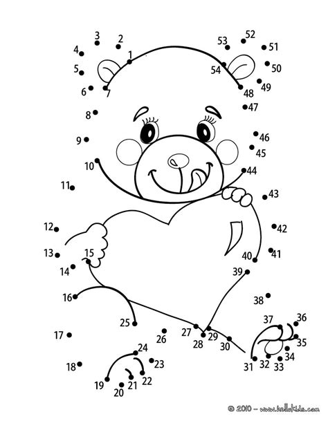 beloved teddy coloring pages hellokids