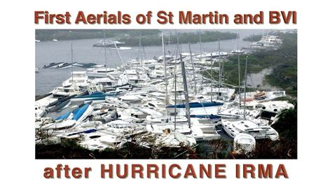 hurricane boats for sale bvi ssl 205 devastation of hurricane irma in st martin