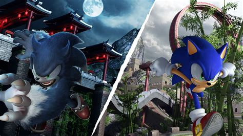 sonic unleashed fan game is sonic unleashed the closest thing to sonic adventure 3