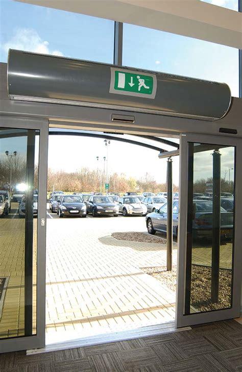 airbloc air curtain airbloc air curtains provide flexibility for cooper vision