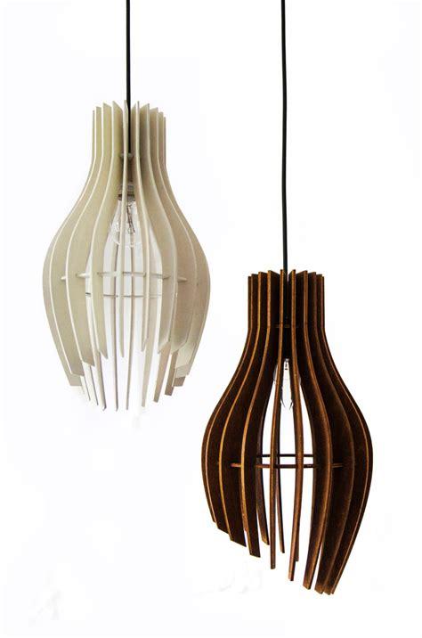 stripes pendant light wood lpendant lighting plywood