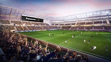 banc america banc of california stadium led signage to be largest in