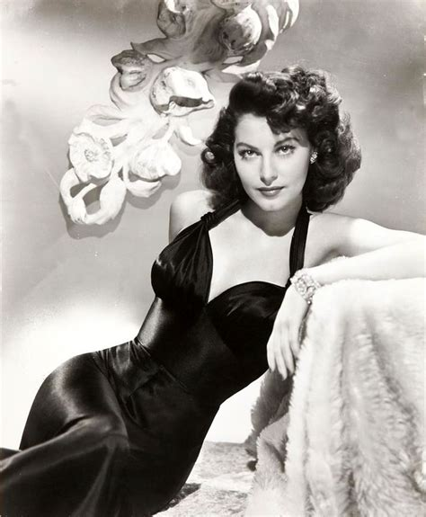 classic hollywood ava gardner old celebrity photos pinterest