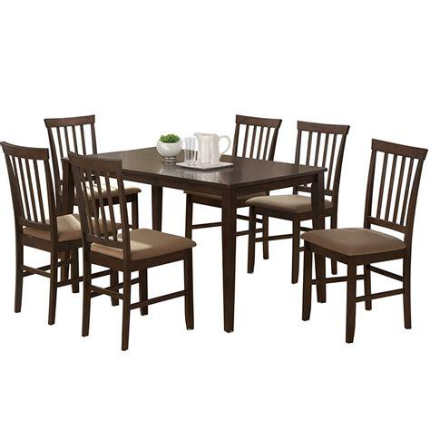 Tifany Set by 5 Modern Dining Set In Dinette Sets